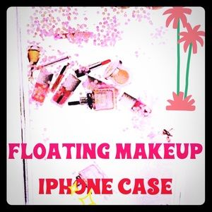 Accessories - Floating makeup iPhone case for iPhone 7